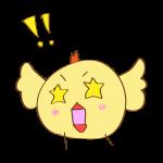 トリ( 目が星 )