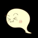 ゲーム用フリー素材_お化け_大喜び_02
