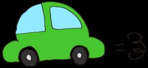 緑:【素材・ 自家用車】ワーゲンタイプ