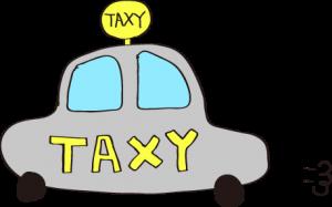 タクシー:グレー