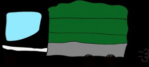 黒 【 フリー素材  】トラック Track 横縞