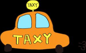 タクシー:オレンジ