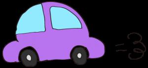紫:【素材・ 自家用車】ワーゲンタイプ