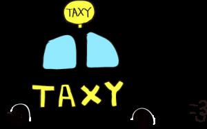 タクシー:黒