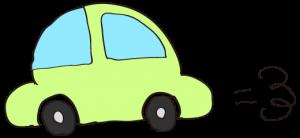 黄緑:【素材・ 自家用車】ワーゲンタイプ