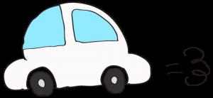 ホワイト:【素材・ 自家用車】ワーゲンタイプ