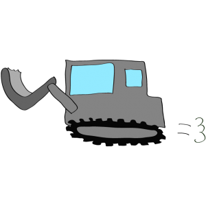 ブルドーザー2:グレイ