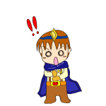 RPG素材_勇者青_ヒラメキ