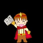 RPG素材_勇者赤_ゲット_本