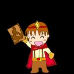 RPG素材_勇者赤_ゲット_MAP