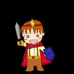 RPG素材_勇者赤_基本