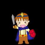 RPG素材_勇者_基本